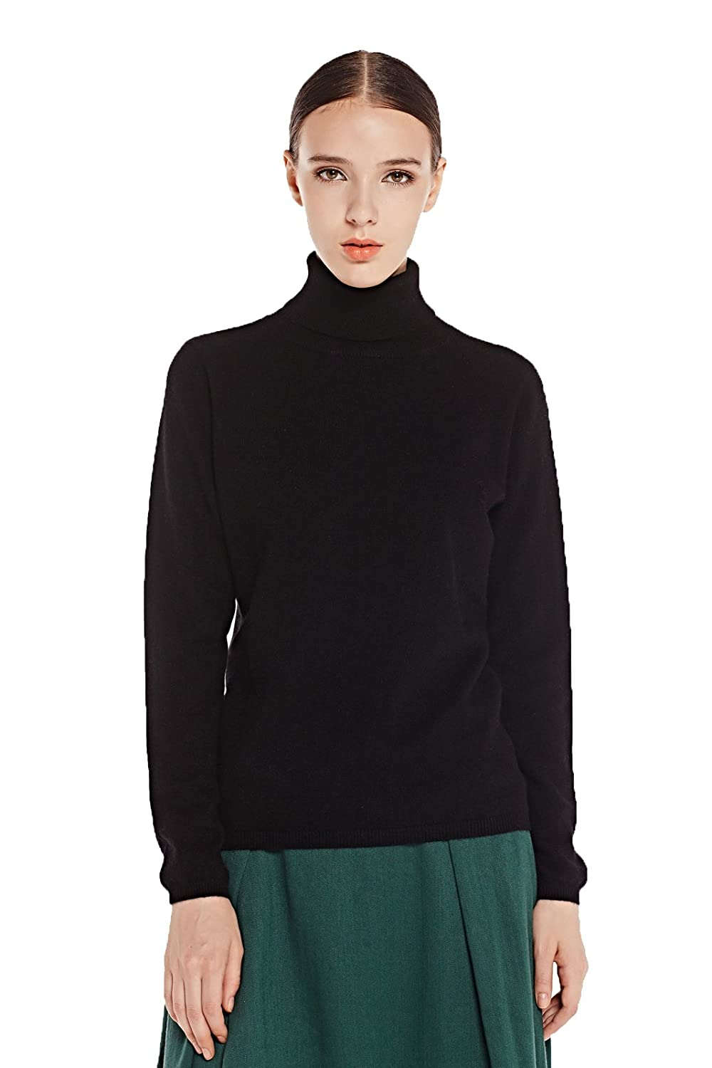 Citizen Cashmere Turtleneck Sweater, Women - 100% Cashmere at ...