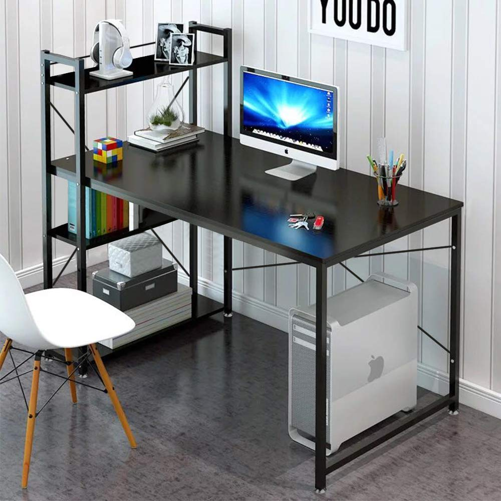 Dripex Christmas Deal Steel Frame Wooden Home Office ...