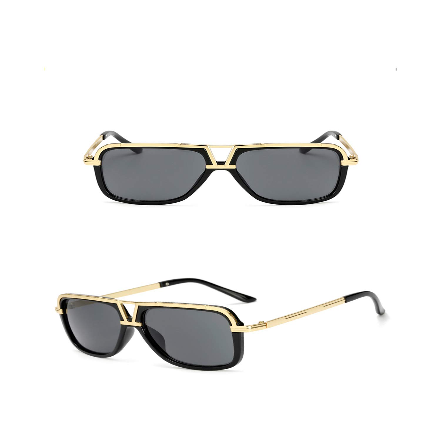Amazon.com: Mens Sunglasses New Big Frame Goggle Summer ...