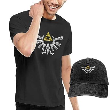 Knitkee The Legend of Zelda Wind Waker - Camiseta y Gorras, Color ...