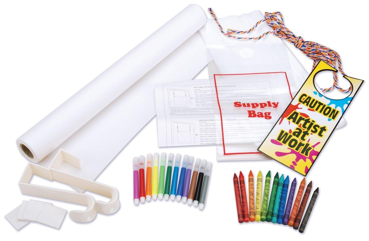 Amazon.com Buy Seasons - Kidu0027s Roll-Up Door Easel Kit - Standard Toys u0026 Games  sc 1 st  Amazon.com & Amazon.com: Buy Seasons - Kidu0027s Roll-Up Door Easel Kit - Standard ... pezcame.com