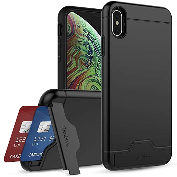 iphone xs max dual layer case