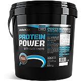PROTEIN POWER - Biotech Usa - Proteine del Latte e della Soia Integrate 4 Kg Cioccolato