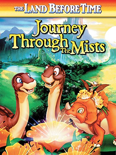 The Land Before Time IV: Journey Through the - Time Land