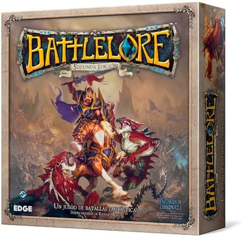 Edge Entertainment - BattleLore, Juego de Mesa (BT01): Amazon.es: Juguetes y juegos