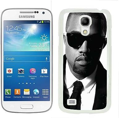 Kanye West Funda para Samsung Galaxy S4 Mini I9190 Funda Protectora Dura (5) Teléfono Móvil: Amazon.es: Electrónica