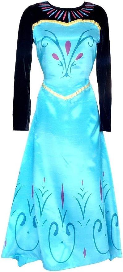 Inception Pro Infinite Size XL - Disfraz de Elsa coronación ...