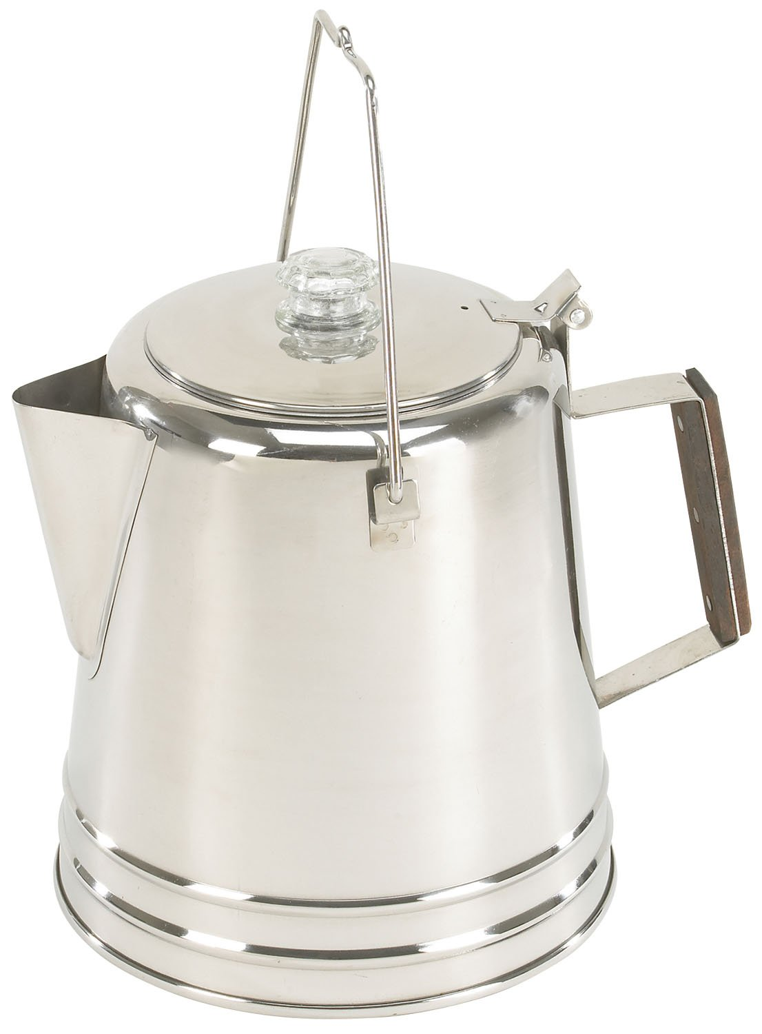Amazon.com: Stansport 28 Taza Percolator Café Pot: Sports ...