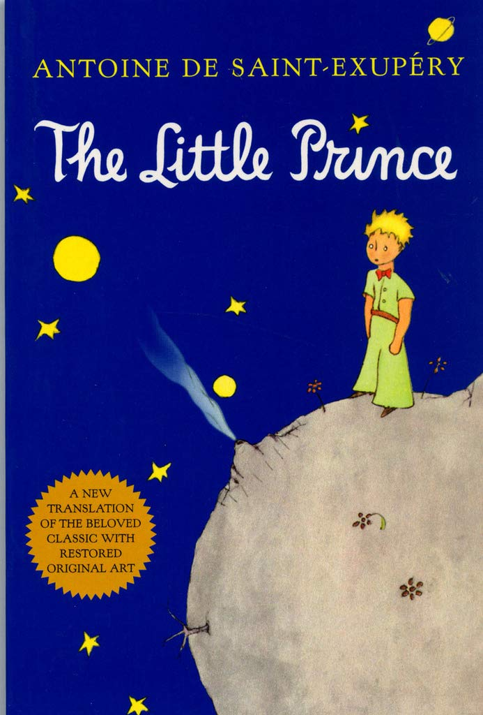 Amazon.com: The Little Prince (8580001044842): Antoine de Saint-Exupéry,  Richard Howard: Books