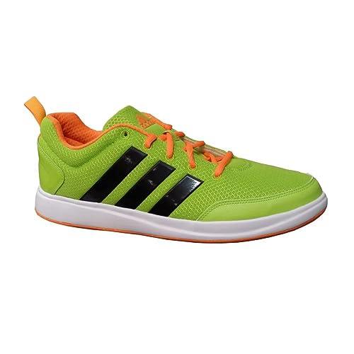 uk availability cc479 1ee41 adidas New Mens X-Hale 2014 Fashion Sneakers Solar SlimeBlackSolar Zest