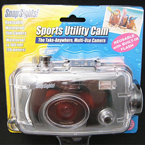 (BooTool(TM) New Intova SS01 Underwater Camera Waterproof Flash Scuba Dive Diving Sports 30mt)