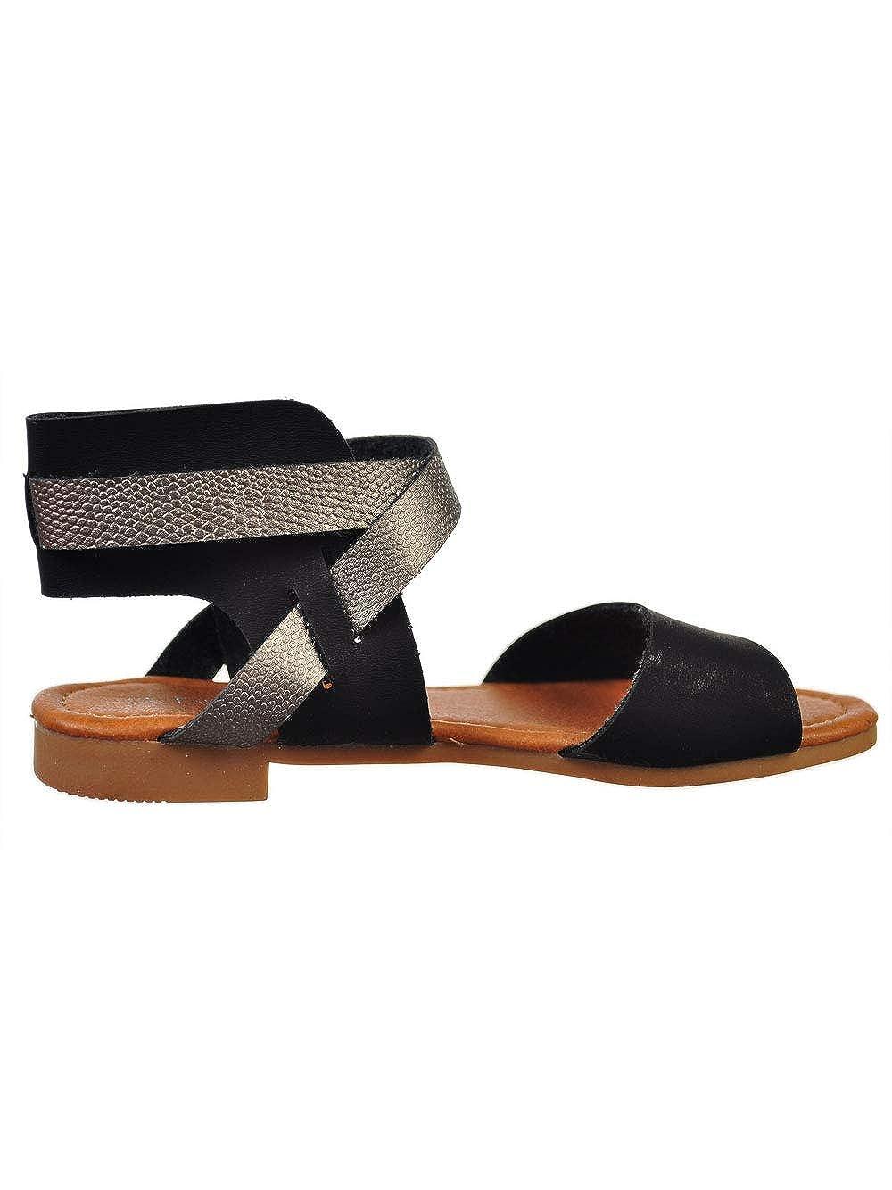 Eddie Marc Kids Girls Sandals