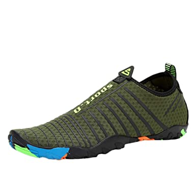 f6cd7164956e8 Amazon.com: Sherostore ♡ Mens Womens Water Shoes Quick Dry Barefoot ...