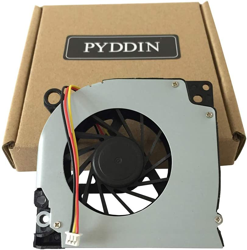PYDDIN New Laptop CPU Cooling Fan Cooler Replacement Fan for Dell Latitude D620 D630 D630c D631 Dell Inspiron 1525 1526 1545 1546 Series YT94