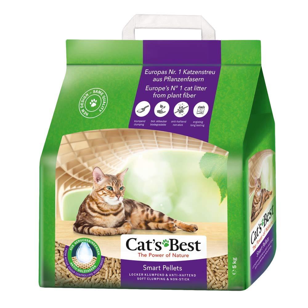 CatŽs Best 28429 Nature Oro Gato dispersa 10 L: Amazon.es: Productos para mascotas