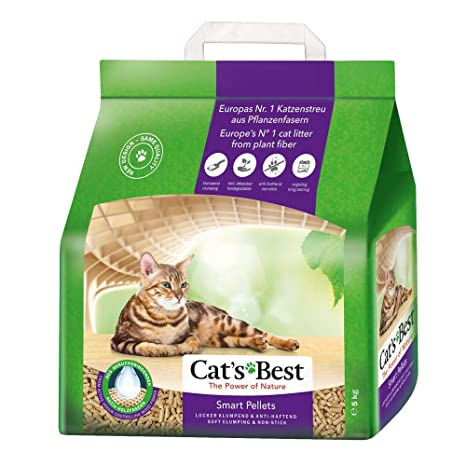 CatŽs Best 28429 Nature Oro Gato dispersa 10 L: Amazon.es: Productos para mascotas