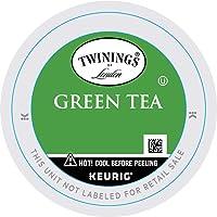 Twinings of London Green Tea K-Cups for Keurig, 24 Count (Pack of 1)