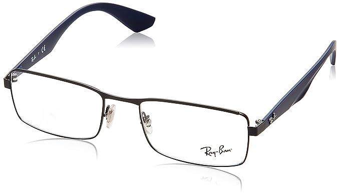 Amazon.com: Ray-Ban óptico 0rx6332 Gafas de sol Para Hombre ...
