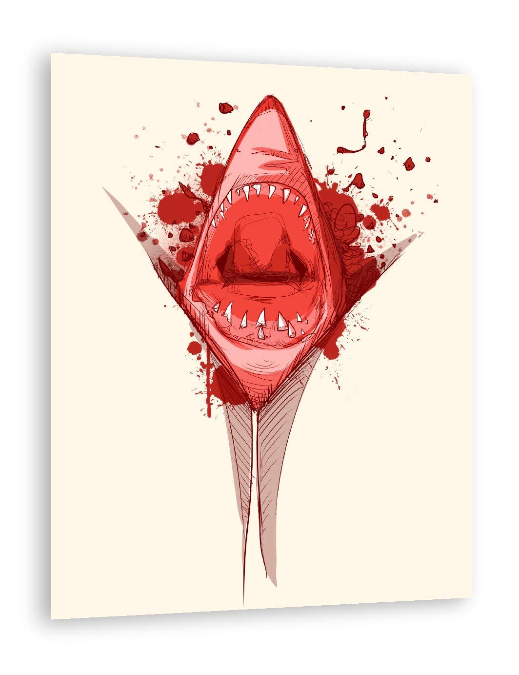 Shark Week Fine Art Print
