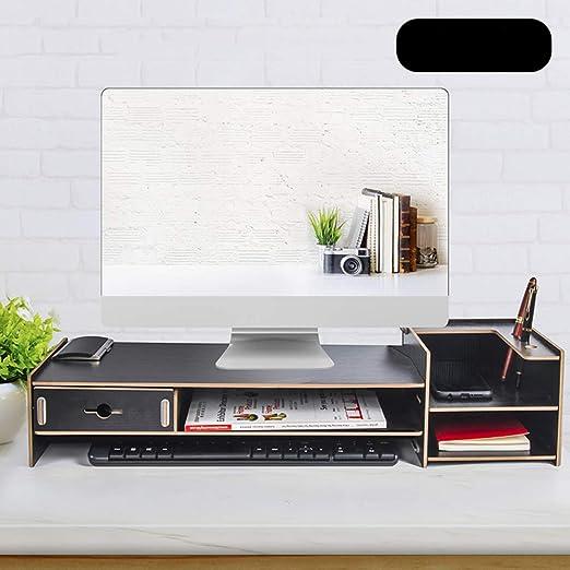 GCX&LV Universal Organizador Monitor Canalización Vertical,Oficina ...