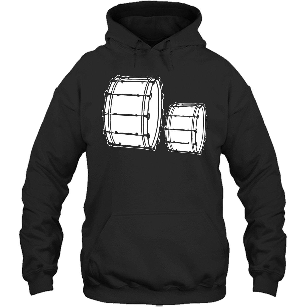 Bass Drum Cool Tshirt Bass Drum Player Tee Shirt Design for Men and Women