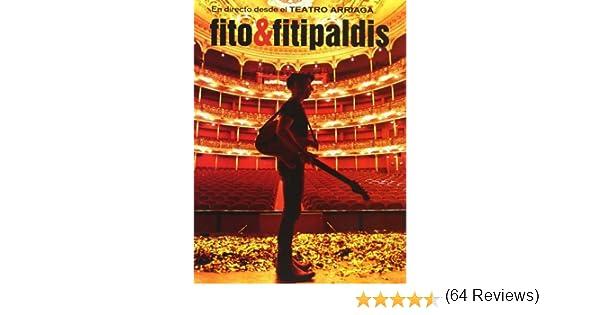 En Directo Desde El Teatro Arriaga : Fito Y Los Fitipaldis: Amazon ...
