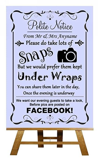 A5 Vintage compartir en Facebook personaliseitonline boda ...