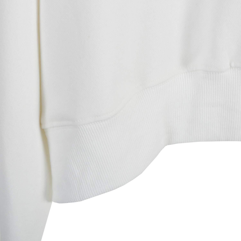 S.CHU Womens Nurse I can Do All Things Printed Crop Sweatshirt Pullover