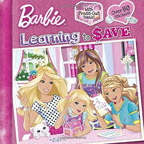 Learning to Save (Barbie) (Pictureback(R))