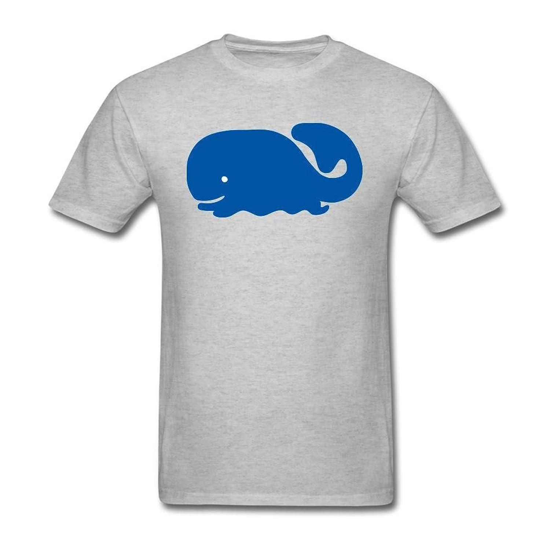 Rusting Men 39 S The Whale Custom Short Sleeve T Shirt