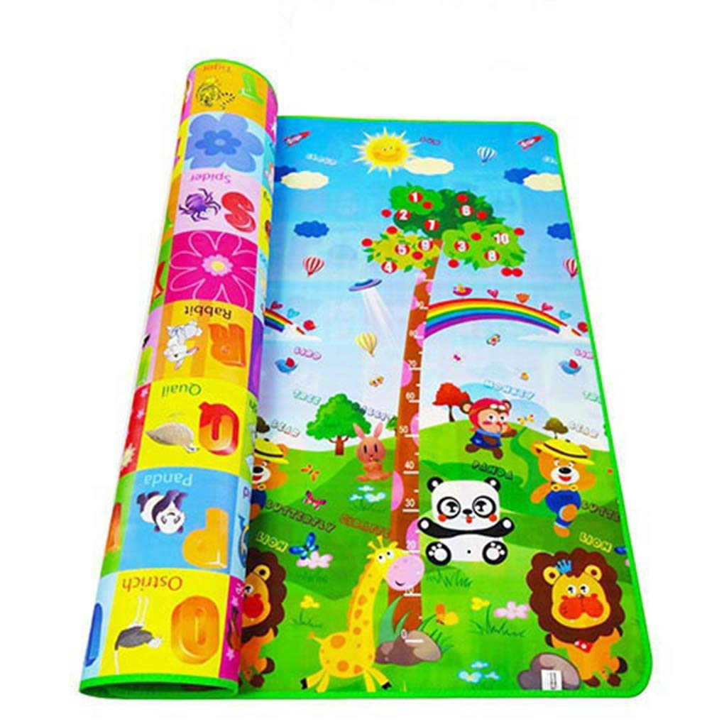 RXIN Baby Play Mat Baby Toys For Children's Mat Kids Rug Play Mat Developing Mat Eva Foam Puzzles Carpet Nursery