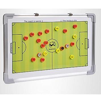 KMDL Pizarras Tablero de táctica de fútbol , Tablero de ...