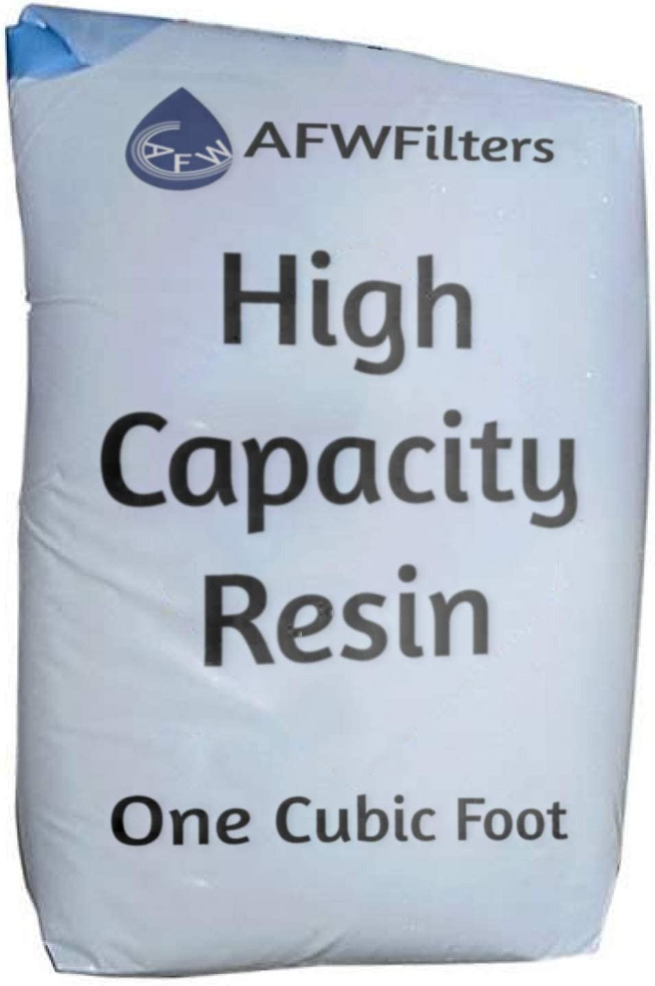 AFWFilters SOFRES1 Water Resin 1 cu. ft. Bag Replacement Softener