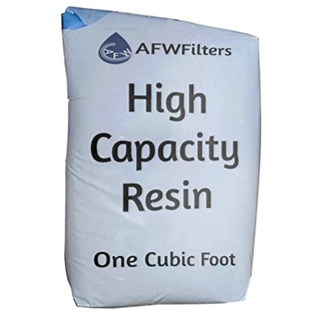 Afwfilters Sofres1 Water Resin 1 Cu Ft Bag Replacement Softener