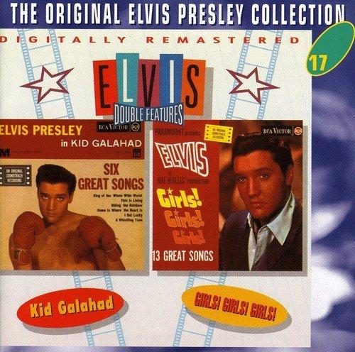 Elvis Presley - Kid Galahad: Girls Girls Girls - Zortam Music