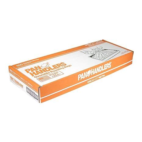 Amazon.com: Bolsa (panhandlers ovenable bolsas para asar) de ...