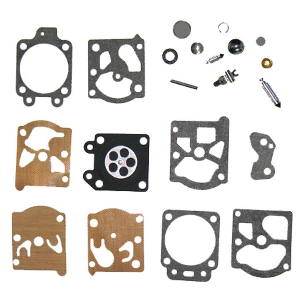 oxoxo carburador Rebuild Kit de diafragma aguja Kit de juntas para ...