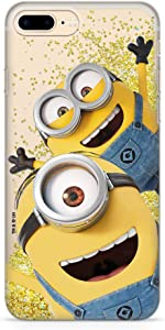 Original Minions Mobile Phone Case Minions 015 iPhone 6 Plus / 7 Plus / 8 Plus Phone Case Cover