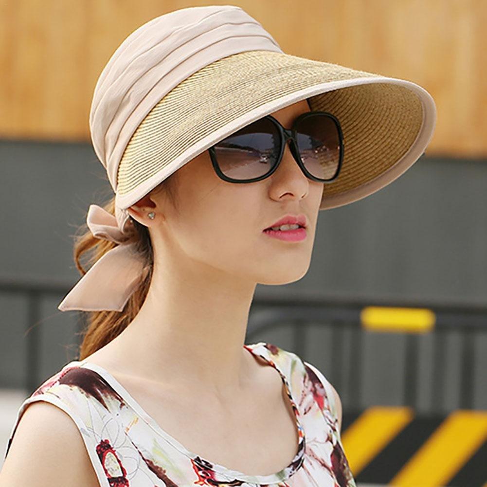 Samber Sombreros Verano con Viseras Grandes Sombreros para Sol para Mujer y  Hombre con Lazo Protección para Verano  Amazon.es  Bricolaje y herramientas 9faaca9f01d