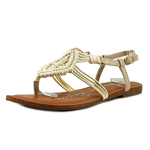 American Rag Palima Women US 6.5 Ivory Slingback Sandal ErRuE6a