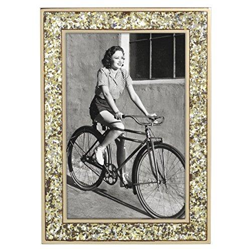 Kate Spade Frame (Kate Spade New York 872461 Simply Sparkling 5X7 frame gold)