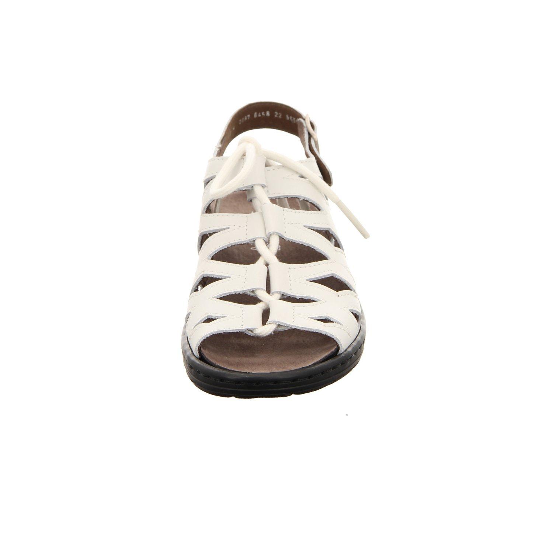 Jenny by Ara KORFU Größe 40 Weiß (weiß): : Schuhe