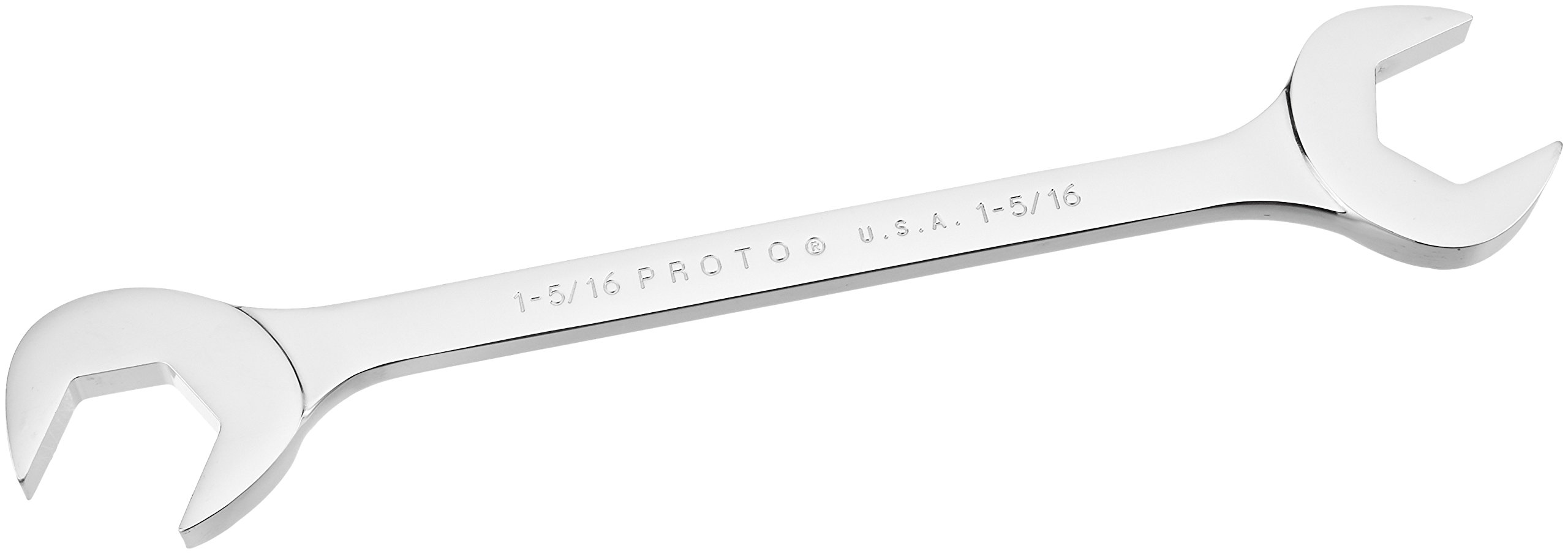 Proto - Full Polish Angle Open-End Wrench - 1-5/16'' (J3142)
