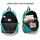 Vaschy School Backpack for Teens with Padded 15
