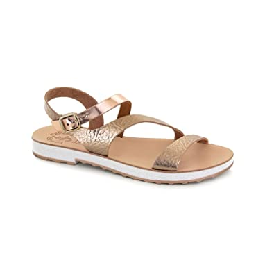 sports shoes 939e4 5b9f9 Fantasy Sandals Arianna Rosegold Volcano Sandalen - 38 ...