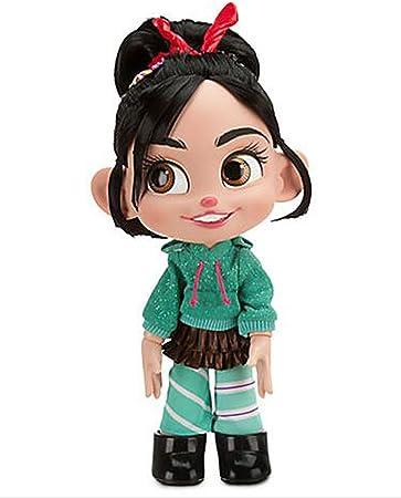 Amazoncom Disney WreckIt Ralph Vanellope Von Schweetz Talking