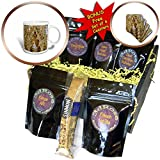 3dRose Religion - Image of Thailand Buddha Against Gold Scrolly Sculpture - Coffee Gift Baskets - Coffee Gift Basket (cgb_279885_1)
