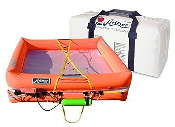 Valise Life raft Arimar Coastal Light 4 man life raft within
