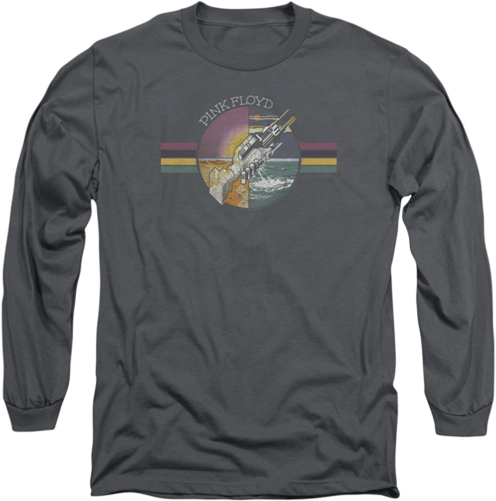 Pink Floyd Welcome To The Machine Licensed Adult T Shirt