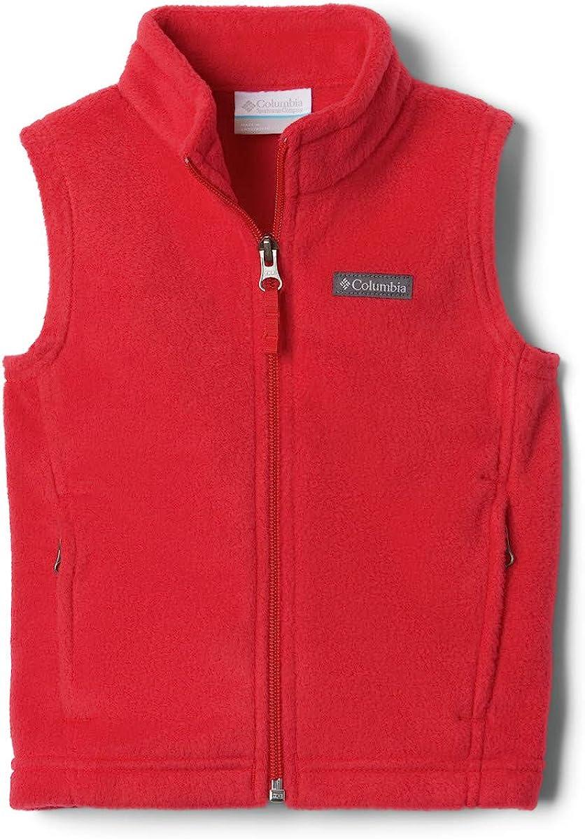 Columbia boys Steens Mtn Fleece Vest